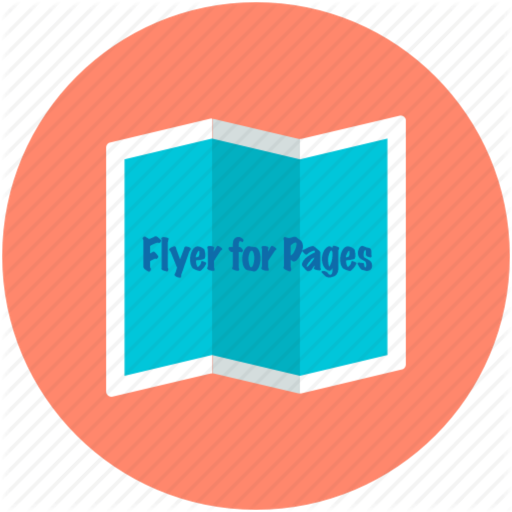 Flyer for Pages - Templates Design by Liu