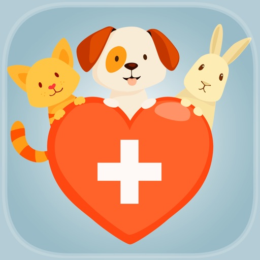 Cute Pet Vet Hospital Line Up - PRO - Animal Doctor Slide & Match Pattern Game iOS App