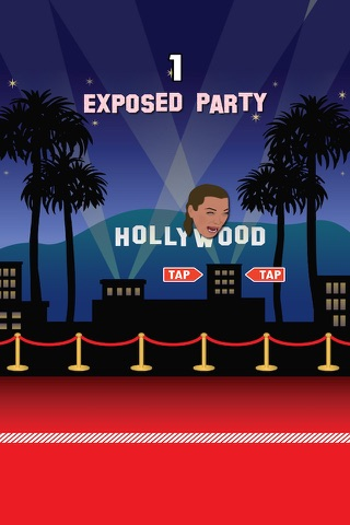 Exposed Party - Hollywood Life screenshot 3