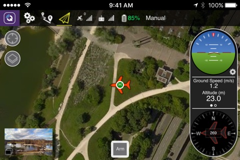Download QGroundControl app for iPhone and iPad