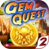 Super Gem Quest 2 - Gem & Diamond Match 3 Crush Mania (Make Big Blast of 2016)