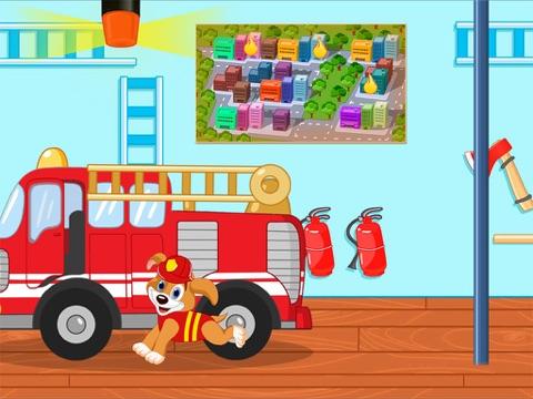 Скачать игру Puppies Fire Patrol