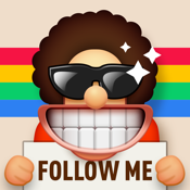 Followers Butler for Instagram - free follow and unfollow tracking tool icon