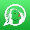 Pretty Face for WhatsApp - Remove facial imperfections icon