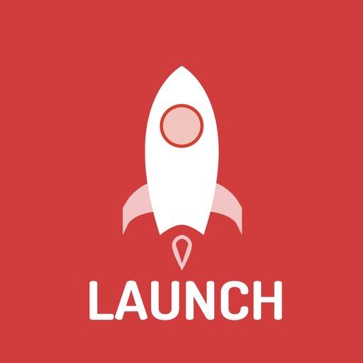 Launch - Space Adventure Game iOS App
