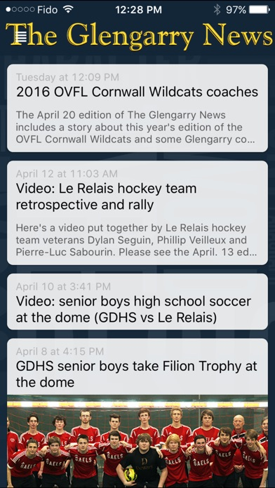 download The Glengarry News apps 4