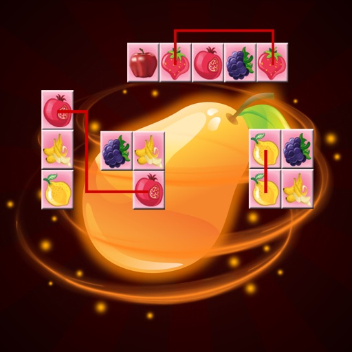 Fruit Love Matching Game - Twin Link- Connect Same Fruit Pet Images iOS App