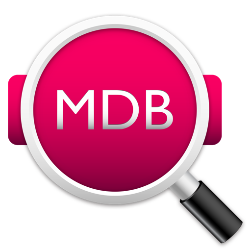 MDB Explorer - Access Viewer, read and export Access files For Mac