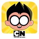 Teeny Titans – ein Teen Titans Go!-Figurenkampfspiel