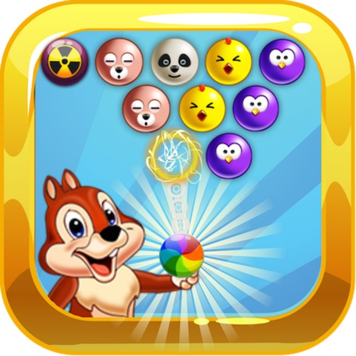 Bubble Popping Animal Rescue iOS App