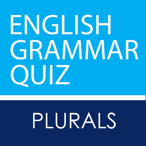Plurals - Learn English Grammar Game Quiz for iPAD iOS App