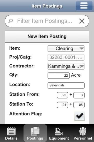 Info Tech Mobile Inspector screenshot 4