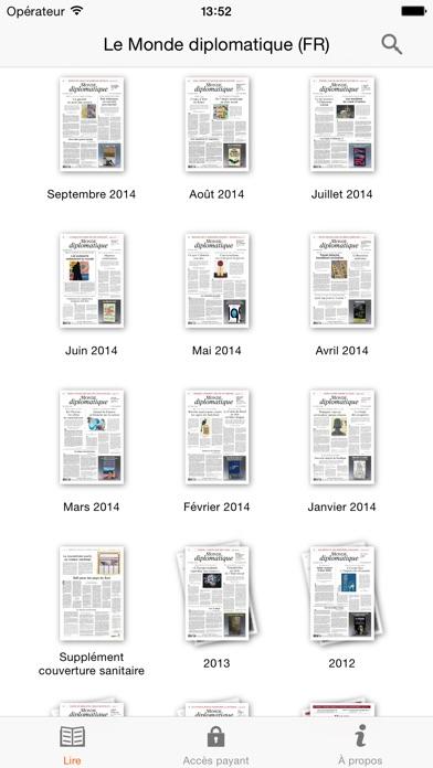download Le Monde diplomatique apps 2