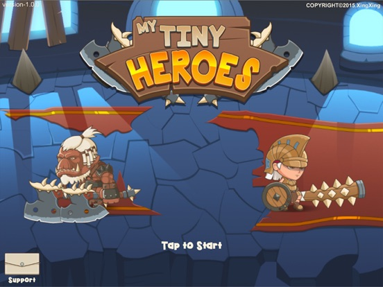 Screenshot #1 for My Tiny Heroes
