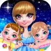 Cute Princess Newborn Baby-Mermaid Give birth Sim