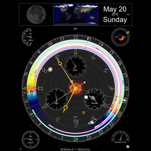 天文台:Emerald Observatory for iPad