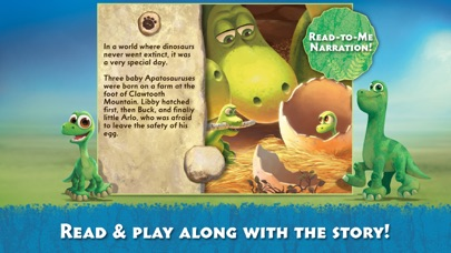 The Good Dinosaur: Storybook Deluxe【英語版】のおすすめ画像2