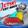 Jet Ski Cat Race