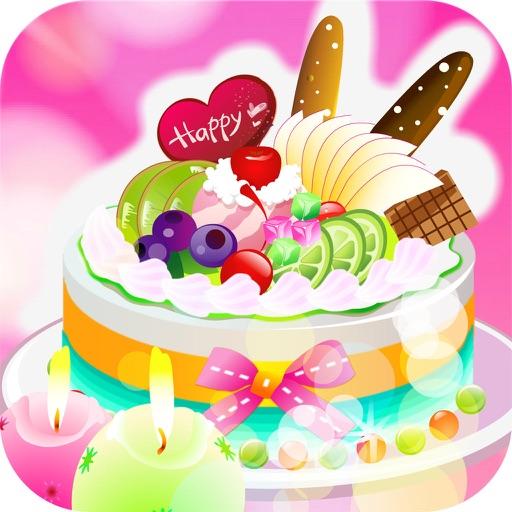 Игры для девочек торты