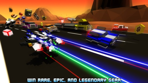 Hovercraft: истребитель Screenshot
