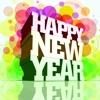 Nouvel An Autocollants
