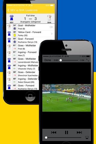 Ukrainian Football History 2013-2014 screenshot 3