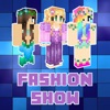 FASHION SHOW DRESS UP MINECRAFT SKIN
