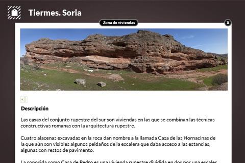 Ciudad celtíbero-romana de Tiermes screenshot 3