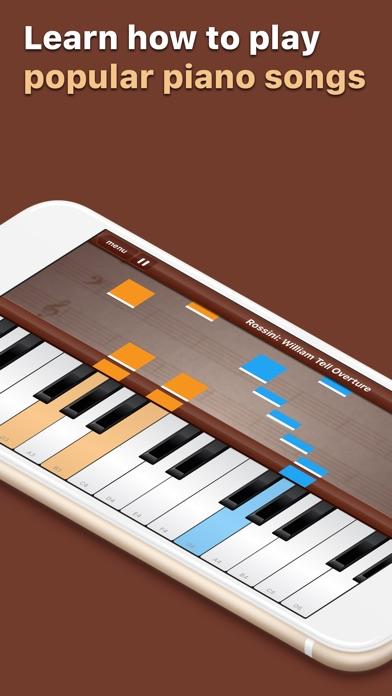 グランド・ピアノ フルサイズのキ (Grand Piano)のスクリーンショット1
