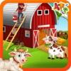 Build a Cattle House – Farm Village game build your village
