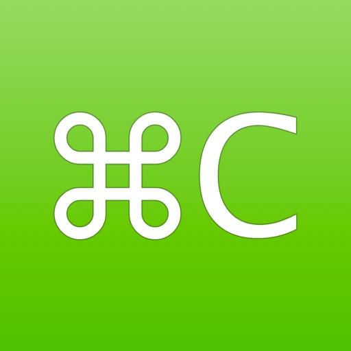 Command-C