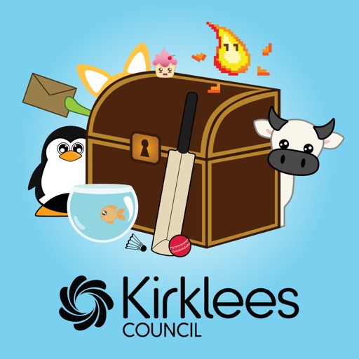 Kirklees Libraries - Library Treasures iOS App
