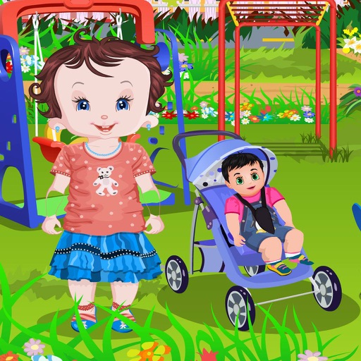 Baby Lisi Family Party iOS App