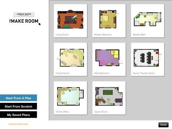 Urban Barn Room Planner On The App Store