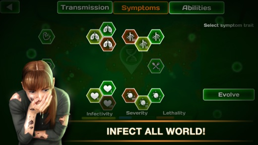 Virus Plague Screenshots