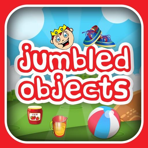 Jumbled Objects iOS App