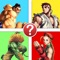 Video Game Character Quiz - The Ultimate Street Fighter Edition