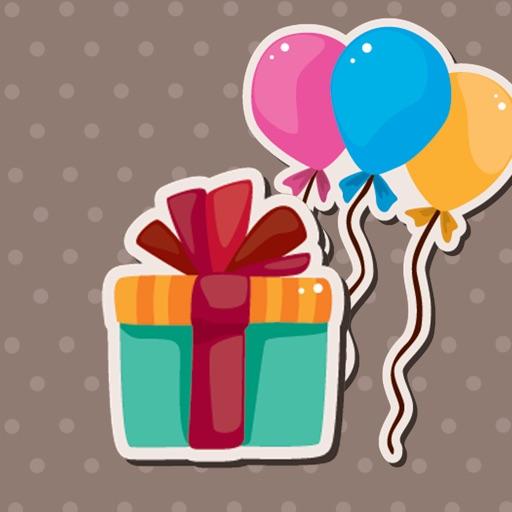 Открытка ко дню рождения в фейсбуке 344