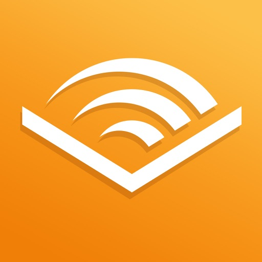 Audiobooks from Audible App Icon