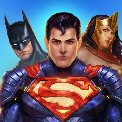 Download DC Legends free for iPhone, iPod and iPad
