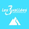 Les 3 Vallées by FATMAP - 3D Piste Map