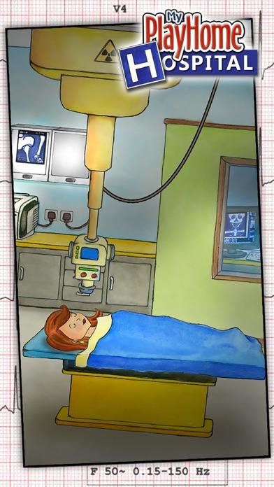 My PlayHome Hospital app