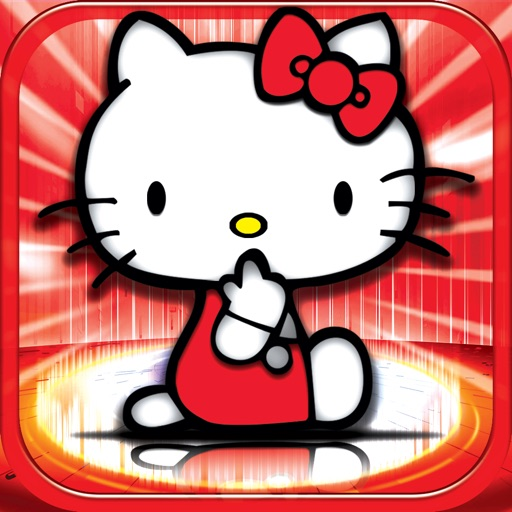 Hello Kitty Wallpapers Cute Edition for iPhone5/iPhone4/iPad