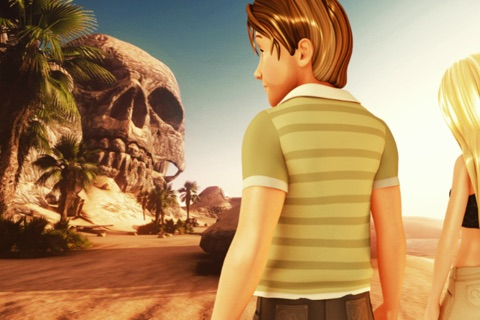 The Adventure of Skull Cove screenshot 3