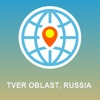 Tver Oblast, Russia Map - Offline Map, POI, GPS, Directions