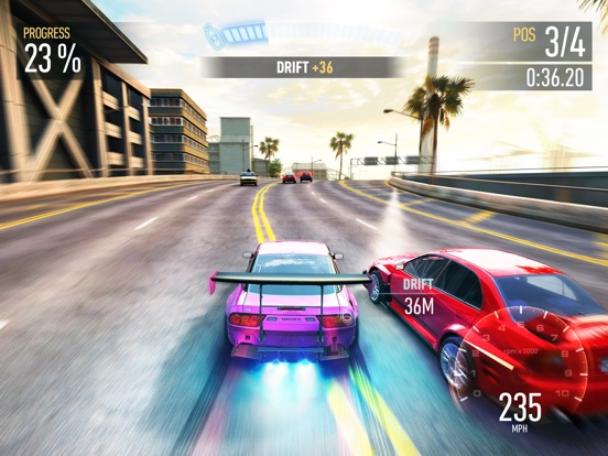 Need for Speed™ No Limits Screenshots