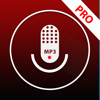 Mp3 Recorder (PRO) - mp3 Sprachnotiz, Wiedergabe, share