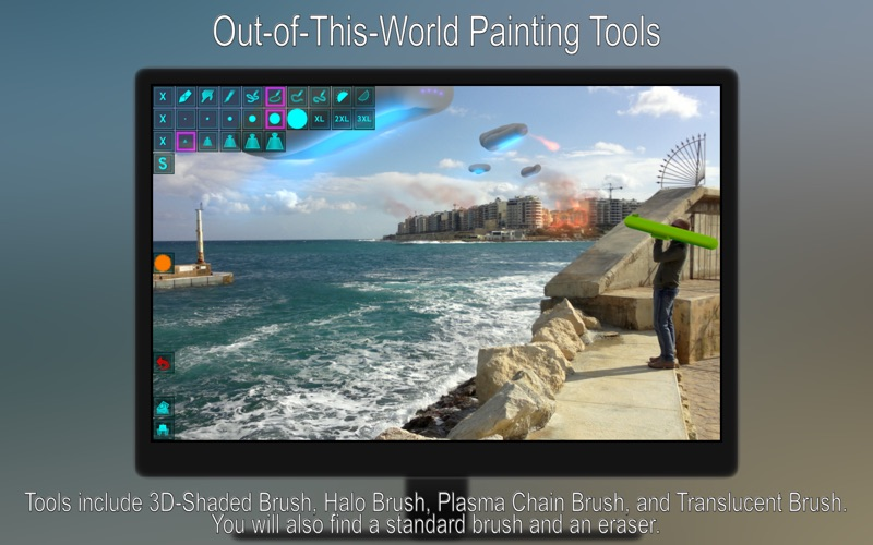 Cosmic Brush Pro Screenshots