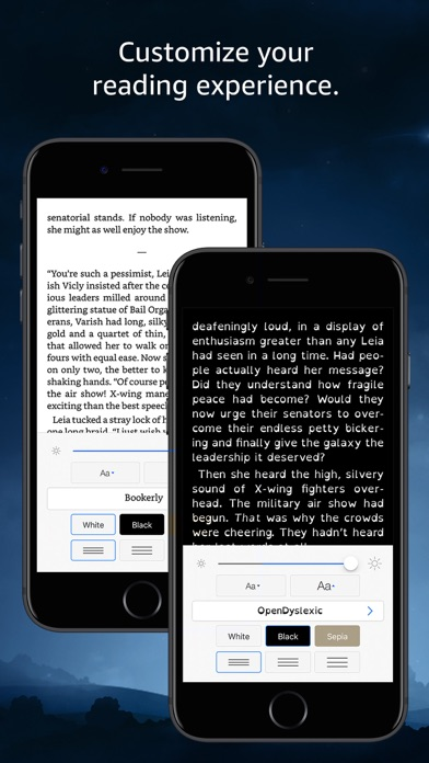 amazon kindle books on iphone