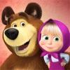 Маша и Медведь: стикеры для iMessage